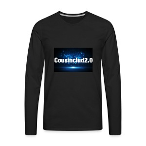 cousinclub2.0 - Men's Premium Long Sleeve T-Shirt