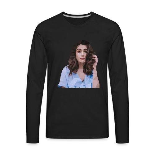 Geometric Dodie - Men's Premium Long Sleeve T-Shirt