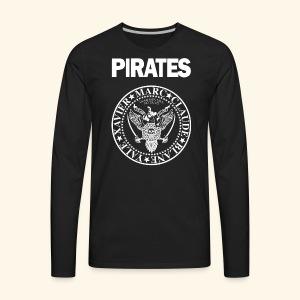 Punk Rock Pirates [legends] - Men's Premium Long Sleeve T-Shirt