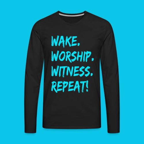 WWWR! - Men's Premium Long Sleeve T-Shirt