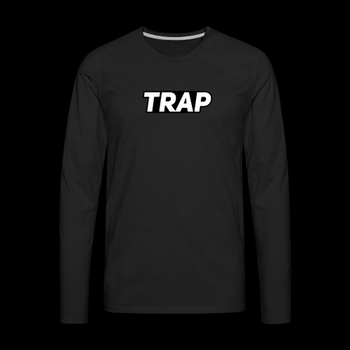 Trap Line - Men's Premium Long Sleeve T-Shirt