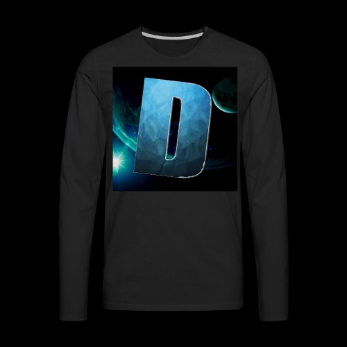 DawnMerch - Men's Premium Long Sleeve T-Shirt