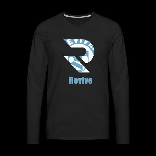 Rise Revive - Men's Premium Long Sleeve T-Shirt