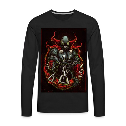 Spawn - Men's Premium Long Sleeve T-Shirt