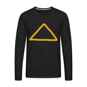 biga-symbol - Men's Premium Long Sleeve T-Shirt