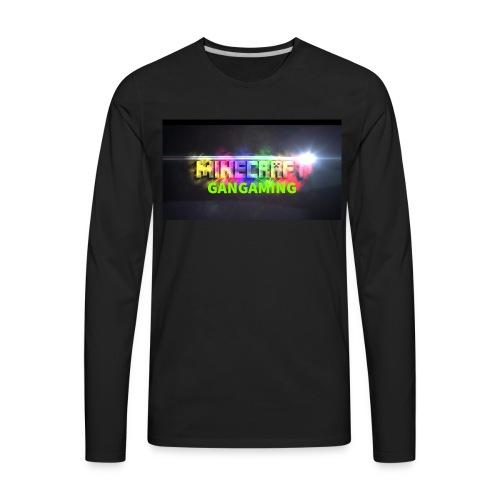 GanGamingMerch - Men's Premium Long Sleeve T-Shirt