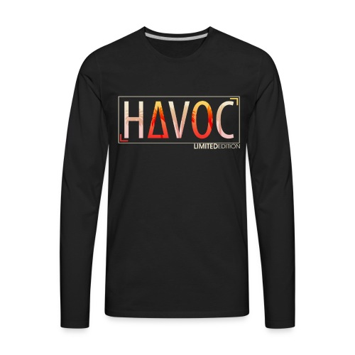 HavocNation Limited Edition - Men's Premium Long Sleeve T-Shirt