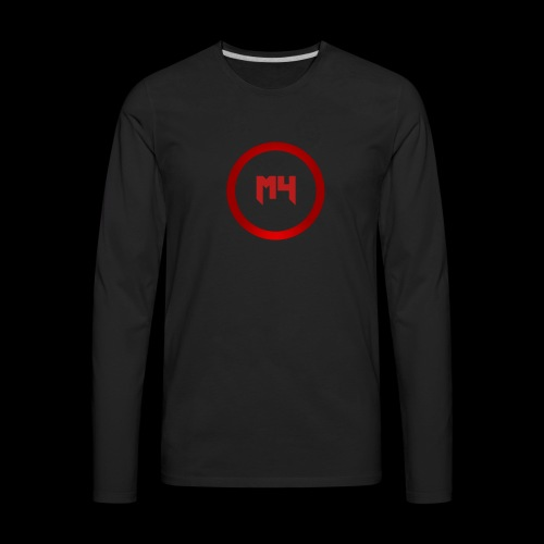 M4GAMINGYT - Men's Premium Long Sleeve T-Shirt