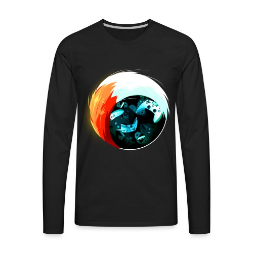 sfxxPLAY logo - Men's Premium Long Sleeve T-Shirt