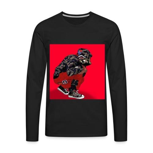 Supreme uban - Men's Premium Long Sleeve T-Shirt