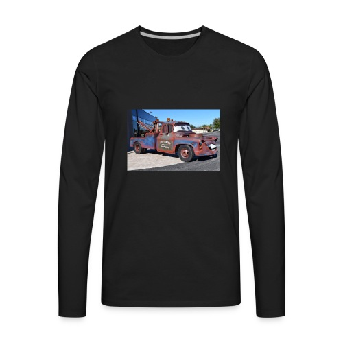 Realmater - Men's Premium Long Sleeve T-Shirt