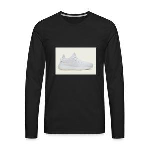 yeezys - Men's Premium Long Sleeve T-Shirt