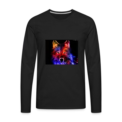 Screenshot 20171205 025459 - Men's Premium Long Sleeve T-Shirt