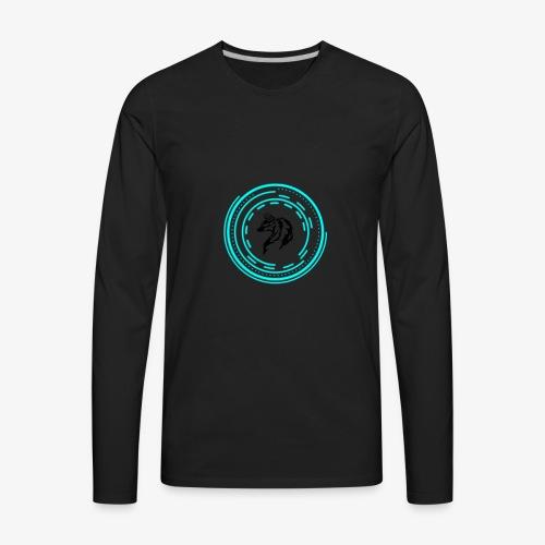 Old Logo - Men's Premium Long Sleeve T-Shirt