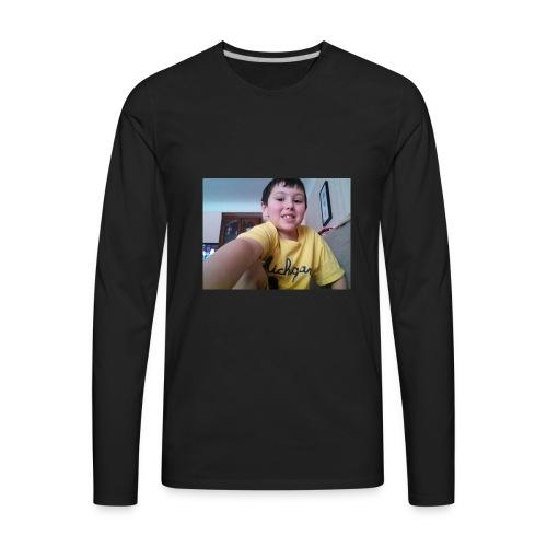 1517766722824 221385149 - Men's Premium Long Sleeve T-Shirt