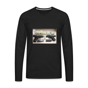 the real deal - Men's Premium Long Sleeve T-Shirt