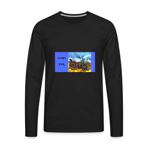 NOAH'S ARK - Men's Premium Long Sleeve T-Shirt