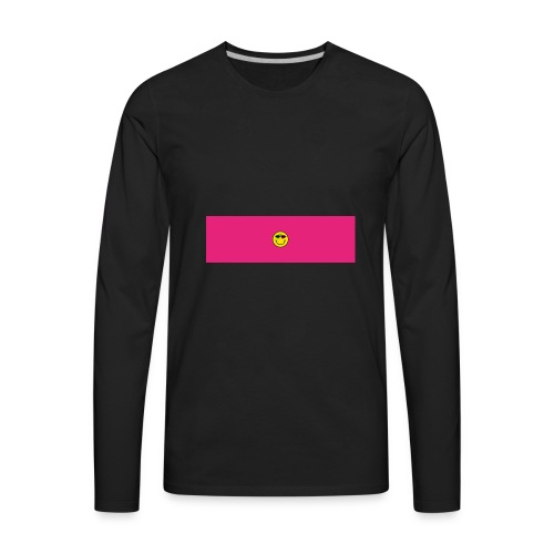 Poy Rudy - Men's Premium Long Sleeve T-Shirt