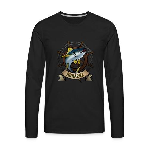THE OL' LOGO - Men's Premium Long Sleeve T-Shirt