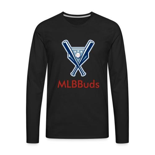 MLBBuds Merch - Men's Premium Long Sleeve T-Shirt