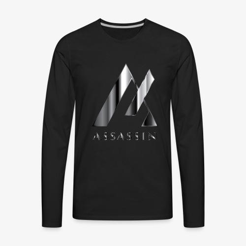 Assassin - Men's Premium Long Sleeve T-Shirt