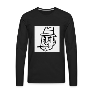 BO$$ - Men's Premium Long Sleeve T-Shirt