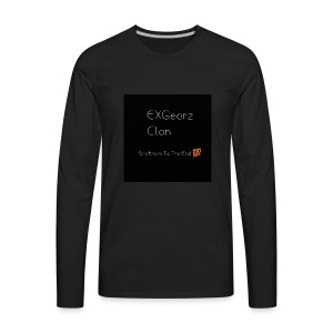 EXGearzClan - Men's Premium Long Sleeve T-Shirt