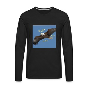 Eagle merch - Men's Premium Long Sleeve T-Shirt