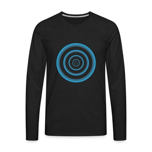 The Time Circle - Men's Premium Long Sleeve T-Shirt