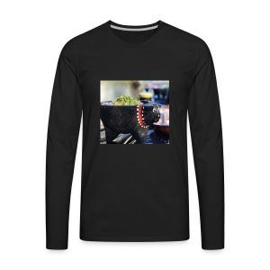 54E04330 8D6E 417D 96A3 F83703CD0986 - Men's Premium Long Sleeve T-Shirt