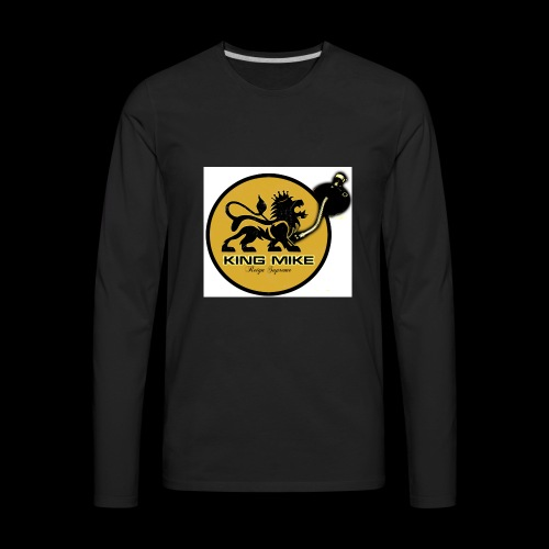 supreme by kingmike - Men's Premium Long Sleeve T-Shirt