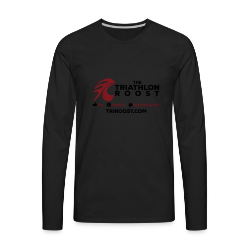 TriRoost - L/D/B - Men's Premium Long Sleeve T-Shirt