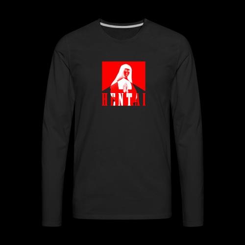 HENTAIPLUG - Men's Premium Long Sleeve T-Shirt