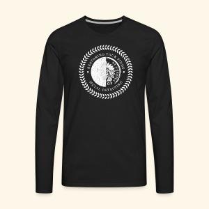 Restoring Your Finds - Metal Detecting - Men's Premium Long Sleeve T-Shirt