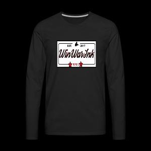 WINWAR - Men's Premium Long Sleeve T-Shirt