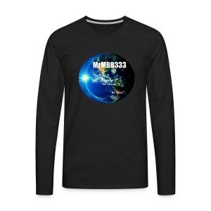 MrMBB333 - Men's Premium Long Sleeve T-Shirt