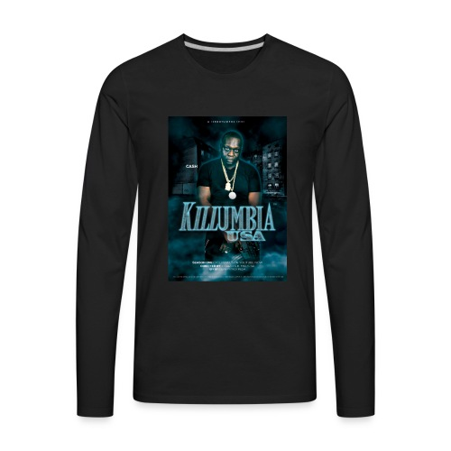 Killumbia, USA Cash - Men's Premium Long Sleeve T-Shirt