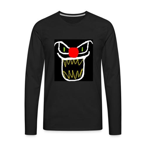 clownster - Men's Premium Long Sleeve T-Shirt