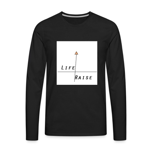 Life Raise 9 - Men's Premium Long Sleeve T-Shirt