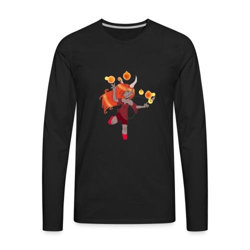 Sage002 - Men's Premium Long Sleeve T-Shirt