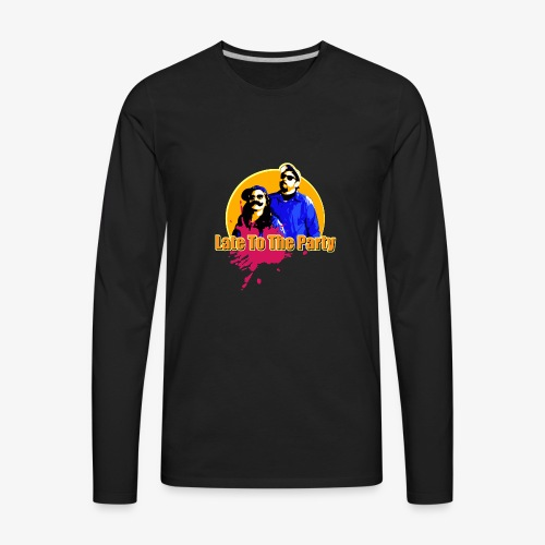 Dead Man's Party - Men's Premium Long Sleeve T-Shirt