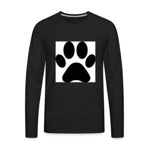 Animal loving - Men's Premium Long Sleeve T-Shirt