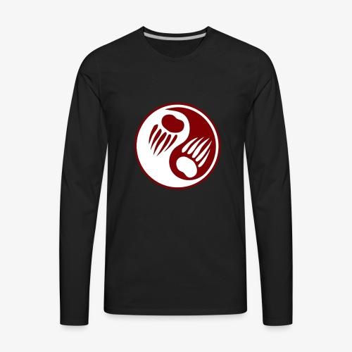 The Wolves - Men's Premium Long Sleeve T-Shirt