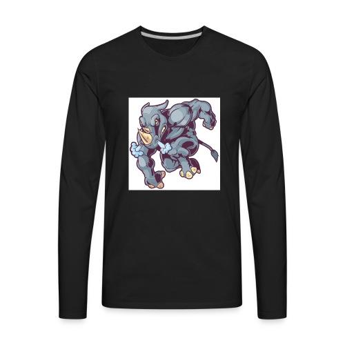 ryino merch - Men's Premium Long Sleeve T-Shirt