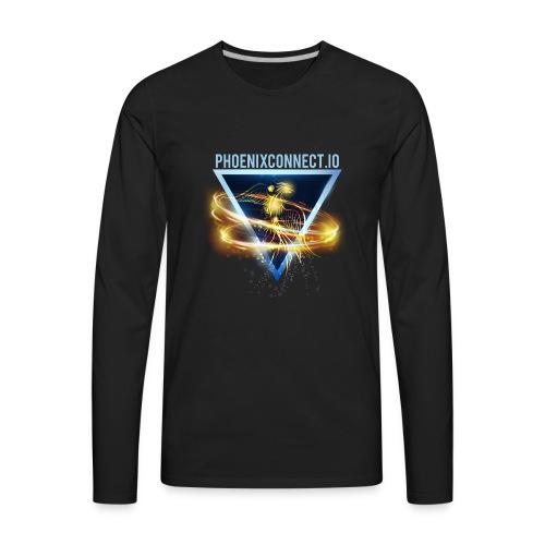 PHOENIXCONNECT - Men's Premium Long Sleeve T-Shirt