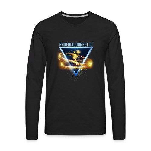 PHOENIXCONNECT - Men's Premium Long Sleeve T-Shirt
