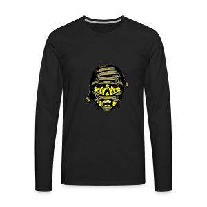 The Mummy s Revenge - Men's Premium Long Sleeve T-Shirt