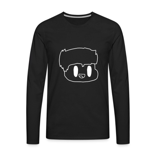 Depressive Tac - Men's Premium Long Sleeve T-Shirt