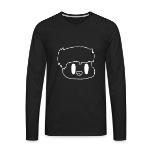 Depressive Tac - Men's Premium Long Sleeve T-Shirt