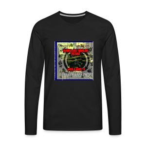 Analog Ninja Gear - Men's Premium Long Sleeve T-Shirt